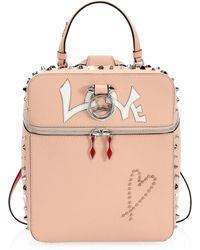 Christian Louboutin - Rubylou Love Back Pack - Lyst