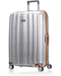 "Samsonite - Black Label Lite Cube Dlx 31"" Spinner - Lyst"