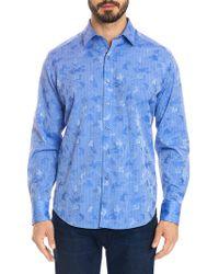 Robert Graham - Aoki Printed Shirt - Lyst