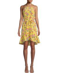 Joie - Deme Floral Dress - Lyst