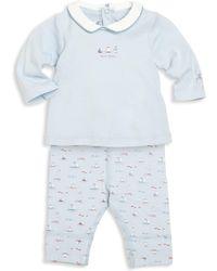 Petit Bateau - Baby's Two-piece Bodysuit & Leggings Set - Lyst