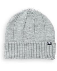 Block Headwear - Martini Knitted Cotton Beanie - Lyst
