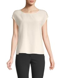 ESCADA - Silk Top - Lyst