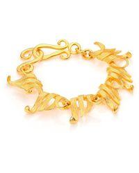 Stephanie Kantis - Storm Hook Bracelet - Lyst