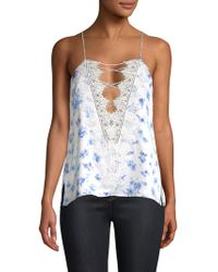Cami NYC - Charlie Floral Cami - Lyst