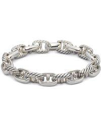 David Yurman | Anchor Link Bracelet | Lyst