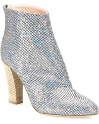 SJP by Sarah Jessica Parker - Minnie Shimmer Boots - Lyst