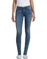 True Religion - Stella Skinny Jeans - Lyst