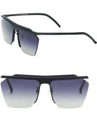 Gentle Monster - Tinted Metal Sunglasses - Lyst