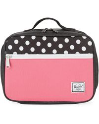 Herschel Supply Co. - Kid's Polka Dot Lunchbox - Lyst