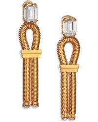 House of Lavande - Harbour Loop Drop Earrings - Lyst