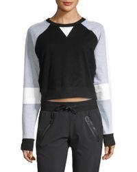 BLANC NOIR - Flashback Sweatshirt - Lyst