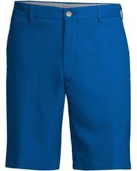 Peter Millar - Men's Salem Stretch Shorts - Plaza Blue - Lyst