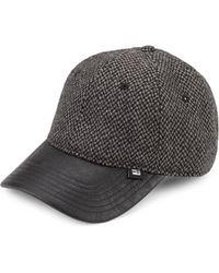 Block Headwear | Tonal Baseball Cap | Lyst