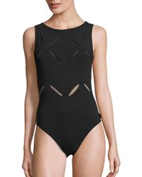 Shan - Do You Think I Am Sexy One Piece Swimsuit - Lyst