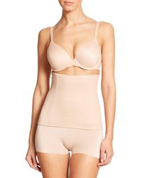 Tc Fine Intimates - Step-in Waist Cincher - Lyst