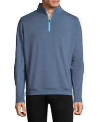 Peter Millar - Half-zip Sweater - Lyst