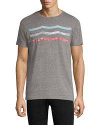 Sol Angeles - Graphics Vintage Waves T-shirt - Lyst