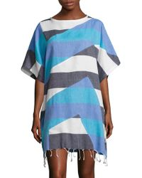 Koza - Double Striped Caftan - Lyst