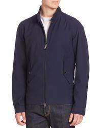 Baracuta - Bold Hued Zipper Jacket - Lyst