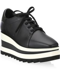 Stella McCartney - Platform Low-top Sneakers - Lyst