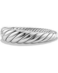 David Yurman - Pure Form Cable Bracelet, 17mm - Lyst