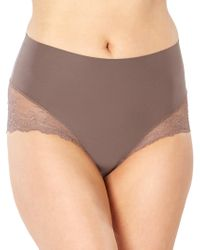 Spanx - Undie-tectable Lace Hi-hipster Panty - Lyst