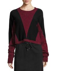 Public School - Sana Colorblock Jumper - Lyst