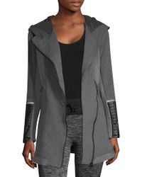 BLANC NOIR - Update Traveller Jacket - Lyst