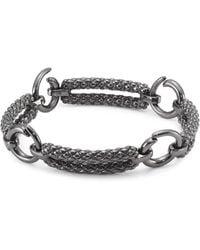 Stinghd - Silver Chain Bracelet - Lyst
