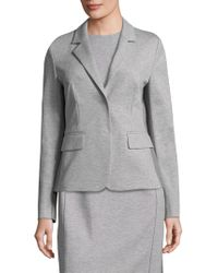 ESCADA - Slim Fit Blazer - Lyst