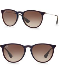 Ray-Ban - Vintage-inspired Round Sunglasses - Lyst