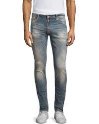 Nudie Jeans - Lin Stretch Skinny Jeans - Lyst