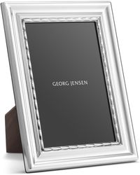 Georg Jensen - Pearl Sterling Silver Photo Frame - Lyst