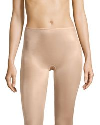 Spanx - Floating Lines Footless Tights - Lyst