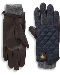 Polo Ralph Lauren - Quilted Hunter Gloves - Lyst