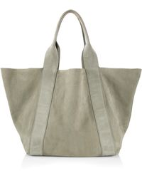 Brunello Cucinelli - Reversible Leather Tote - Lyst