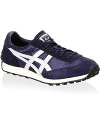 Onitsuka Tiger - Edr 78 Round Toe Low-top Trainers - Lyst