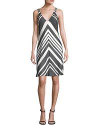 Trina Turk - Cayson Sleeveless Dress - Lyst