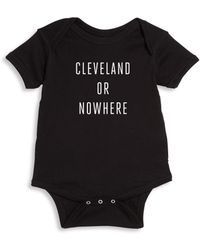 Knowlita | Baby's Cleveland Or Nowhere Bodysuit | Lyst