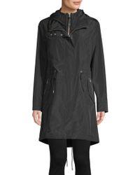 Mackage - Betzy Hooded Rain Jacket - Lyst