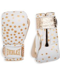 Everlast - Star-print Leather Boxing Gloves - Lyst