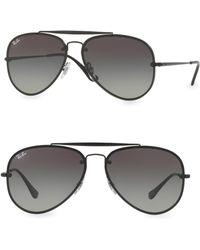 Ray-Ban - Iconic Aviator Sunglasses - Lyst
