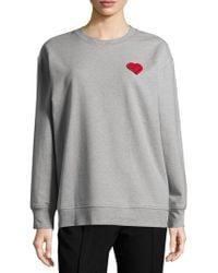 Jason Wu | Grip-tape Emoji Sweatshirt | Lyst