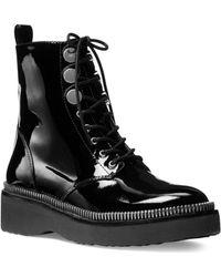 MICHAEL Michael Kors - Tavie Lace-up Boots - Lyst