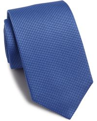Eton of Sweden - Textured Silk Tie - Lyst
