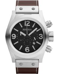 Brera Orologi | Eterno Chronograph Watch | Lyst