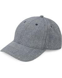 Gents - Executive Hemp Baseball Cap - Lyst