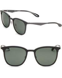 Ray-Ban | Aviator Round Classic Sunglasses | Lyst