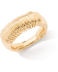 Aurelie Bidermann - Alhambra Small Ring - Lyst